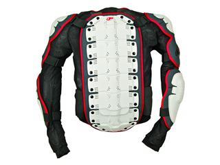 Polisport white/black/red Integral body armour XL size - 169d503d-a328-4967-96d8-0f7f1a8371f7