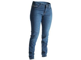 Pantalon RST Ladies Aramid Skinny Fit textile bleu taille L femme