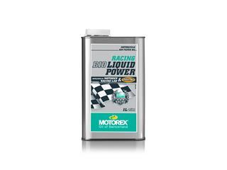 MOTOREX Racing Liquid Bio Power Air Filter Oil 1L