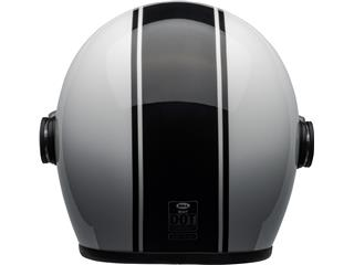 Casque BELL Riot Rapid Gloss White/Black taille L - 16c91889-e2aa-4e8d-b0f4-9223f92213ed