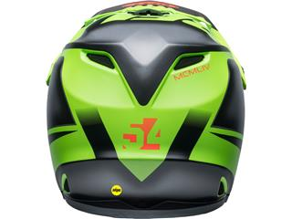 Casque BELL Moto-9 Youth Mips Glory Green/Black/Infrared taille YL/YXL - 16cf6116-6a52-47a5-a17c-58f1aabf1d34