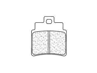 CL BRAKES Brake Pads 1151ATV1 Sintered Metal
