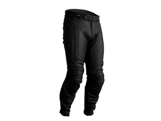 RST Axis CE Pants Leather Black Size S Men