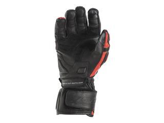 RST GT CE Leather Gloves Red Size M - 16f6f00c-8220-4df2-8b96-6c0abe947575