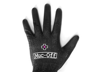 Gants d'atelier MUC-OFF noir taille L - 17252a47-7a2e-4d0f-b2ed-74c7138aa3a7
