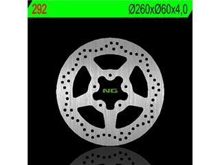 Disque de frein NG 292 rond fixe - 350292