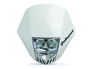 Plaque phare POLISPORT HMX LED blanc - PS025W01