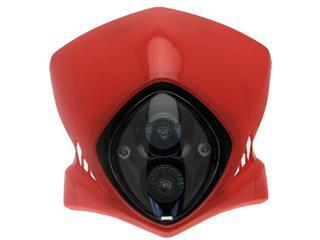 Porta-farol Bihr Viper, cor vermelha - 780257