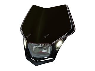Plaque phare RACETECH V-Face Led noir - 7805216