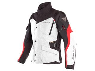 D-Dry Jacket Dainese Tempest 2  Grey/Black/Red Sz 62