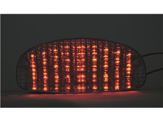 Feu arrière BIHR LED clignotants intégrés HONDA HORNET 600