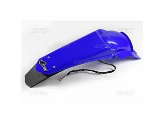 Garde-boue arrière + support de plaque avec LED UFO bleu Reflex Yamaha WR450F
