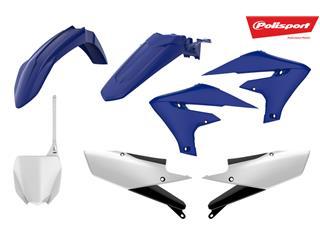 Kit plastique POLISPORT couleur origine Yamaha YZ450F - 790742ST