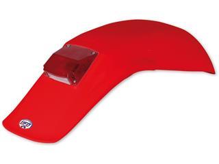 Garde-boue arrière + feu UFO Enduro rouge - 78010230