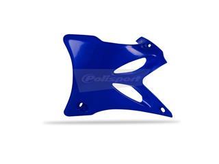 Ouïes de radiateur POLISPORT bleu Yamaha YZ85/YZ85LW - PS115B10