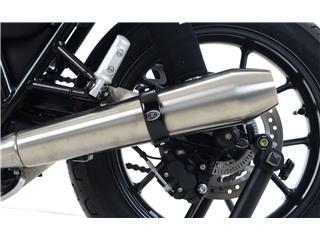 R&G RACING Endschalldämpfer-Protektor schwarz Triumph Street Twin - 18b76788-dbbb-414d-bf0f-54c0ae02c0d7