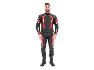 Veste RST R-16 cuir été rouge taille S homme - 110680440