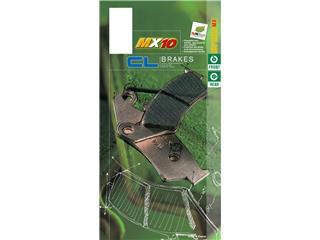 Plaquettes de frein CL BRAKES 1146MX10 métal fritté - 19195f67-1bc9-401a-823b-3e46c8d6b77d