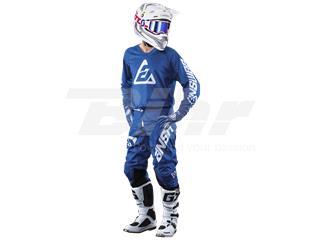T-shirt ANSWER Elite Solid Azul Tamanho XXL - 192d5d54-3908-439b-ab1e-f541ffbc8bff