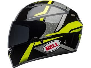 BELL Qualifier Helmet Flare Gloss Black/Hi Viz Size L - 1940c642-b9d9-49f3-9356-b897cfb77500