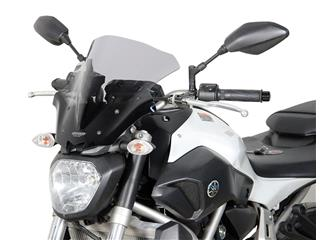 MRA Sport Wind Screen Smoked Yamaha MT-07