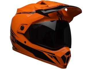 Casque BELL MX-9 Adventure MIPS Gloss HI-VIZ Orange/Black Torch taille L - 1991b21d-724c-4862-9350-28f23d441637