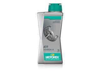 Huile boîte de vitesse MOTOREX ATF Dexron III 100% synthétique 1L