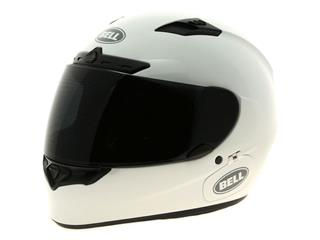 BELL Qualifier DLX Helmet Gloss Solid White Size XS