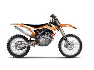 Kit déco Kutvek Chrono KTM SX-F450 - 78102095