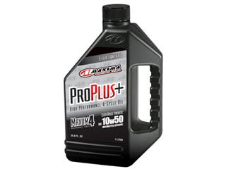 MAXIMA ProPlus+ Maxum4 High Performance Motor Oil 100% Synthetic 10W50 4T 3.78L
