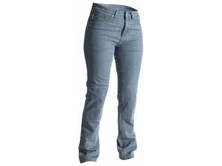 RST Ladies Aramid Straight Pants Textile Summer Grey Size S Women
