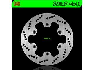 Disque de frein NG 048 rond fixe - 350048