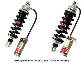 YSS TOP line G-Series hydraulic shock absorber YAMAHA SR 500  - 772279