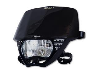 UFO Cruiser Headlight Black