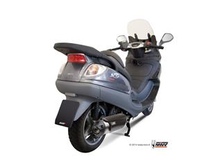MIVV URBAN Stainless Full Exhaust System Piaggio X9