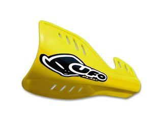 Protège-mains UFO jaune Suzuki RM125/250 - 78360864