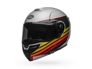 BELL SRT Modular Helmet RSD Newport Matte/Gloss Metal Red Size XXL - 800000114172