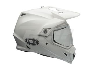 Casco Bell MX-9 Adventure Mips Solid Blanco Talla XS