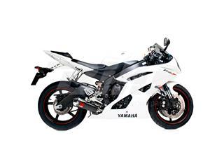 Escape Scorpion Power Cone Yamaha YZF-R6 (06-) Carbono/Inox - 1b5b2039-475c-452e-8b06-d1b6073cbfd2