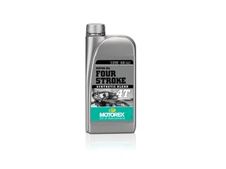 MOTOREX 4-Stroke Motor Oil 10W40 Semi-Synthetic 1L