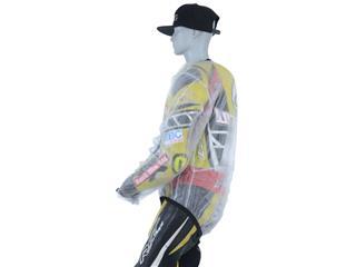 R&G RACING Racing Rain Jacket Transparent Size M - 1ba21d95-633d-49d3-af0e-fb41a647a2af