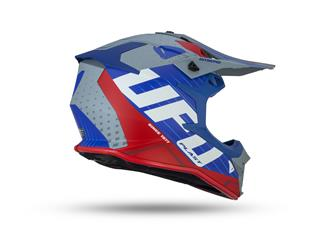 UFO Intrepid Helmet Grey/Blue/Red Size S - 1bb19bd6-bf3f-429b-b66e-2017487fed85
