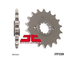 Pignon JT SPROCKETS 15 dents acier standard pas 530 type 339 - 46033915