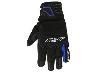 Gants RST Rider CE textile bleu taille M/09 homme - 12100BLU09