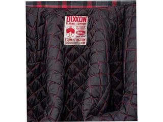 Veste flanelle BELL Dixxon gris/rouge taille L - 1c4f9919-f2f6-444d-8d2c-6b5e45922939
