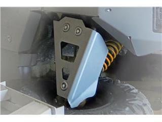 RIVAL Front Arm Guard Kit Aluminum Can-Am Commander