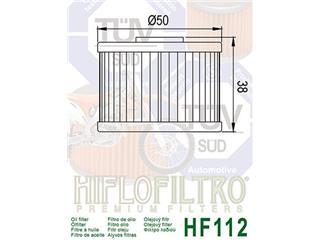 Filtre à huile HIFLOFILTRO HF112 - 1c7c44c7-8eb8-4dd4-a7f8-0a0afd26ed10