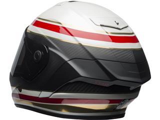 BELL Race Star Flex Helmet RSD Gloss/Matte White/Red Carbon Formula Size M - 1c9da128-cb43-4484-9ad6-43e08c652230