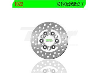 Disco de freno Multidisco NG 1022 Ø190 x Ø58 x 3.7 - 9621022