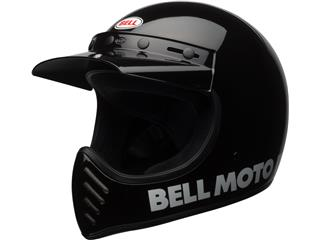 BELL Moto-3 Helmet Classic Black Size XS